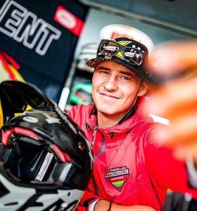 """Motocross of Nations"" varžybų akimirkos"