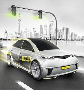 """""""Peugeot"""", """"Opel"""" ir """"Hyundai"""" susidomėjo Vokietijos įmonės siūloma naujos kartos elektros pavara"""