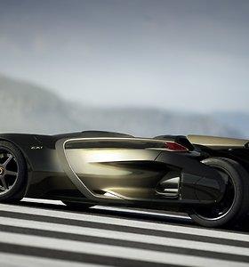 """Peugeot"" koncepciniai automobiliai"