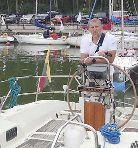 """Jachta """"Nerija"""" – laivas, kuriuo galima ne tik lenktyniauti, bet ir keliauti aplink pasaulį"""