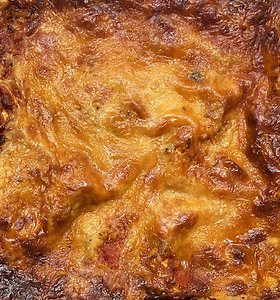 """Karantino kuchnia"": lazanija, įdaryta silke"