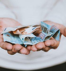 Vyriausybė nusprendė, kaip skirstys paramą verslui: kokios įmonės gali tikėtis pagalbos