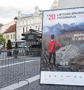 """""""Lietuvos spaudos fotografija 2020"""" apdovanojimų ceremonija"""