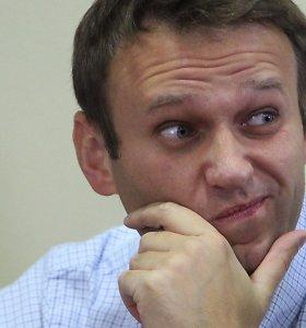 A.Navalno dokumentinis filmas atsidūrė pornografinėje svetainėje
