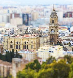 Ispanijos vasaros sostinė, kur saule mėgautis galima 3 tūkst. valandų per metus