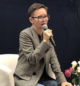 Rusų rašytoja Guzel Jachina: apie tylinčias kartas, Volgos vokiečių likimą ir bandymą pasislėpti nuo istorijos