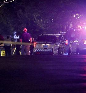 Policija: šaudynių Ohajuje rasinių motyvų kol kas nenustatyta