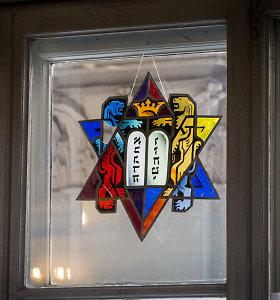 Prezidentas pasveikino žydų bendruomenę su naujaisiais metais