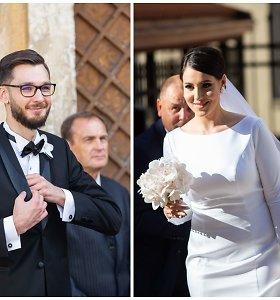 """Vedė """"Humoro klubo"""" narys, komikas Vaidotas Šiožinis: """"Vestuvės – be Lady Gagos mėsos kostiumo ir klišių"""""""