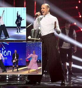 """Pergalingas """"The Roop"""" pasirodymas alternatyviame Vokietijos konkurse: užėmė pirmą vietą"""