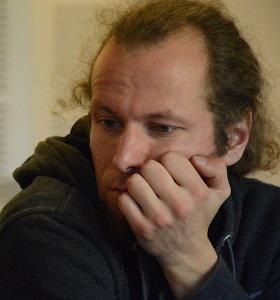 """2019-ųjų """"Poezijos pavasario"""" Maironio premijos laureatas – Marius Burokas"""