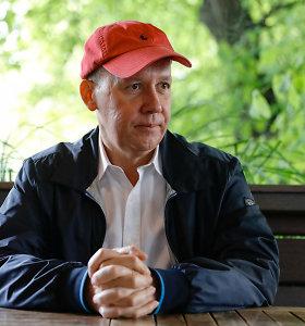 V.Capkala steigia Baltarusijos nacionalinio išsigelbėjimo frontą
