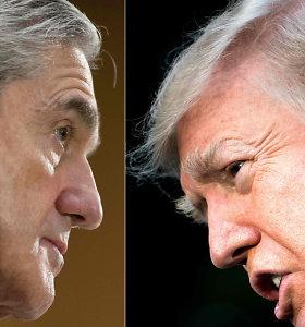 Žiniasklaida: tyrimo dėl Rusijos kišimosi į JAV rinkimus ataskaita nebus sensacinga