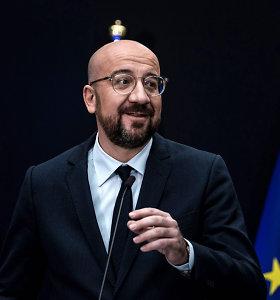 ES lyderiai pritarė 540 mlrd. eurų paramos ekonomikai po COVID-19 krizės gairėms