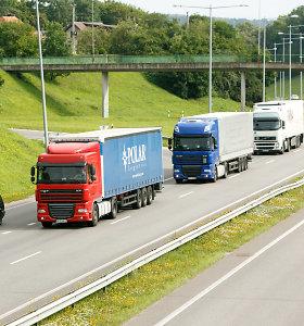 Europos Parlamento komitetas balsuos dėl vežėjų veiklą griežtinančio Mobilumo paketo
