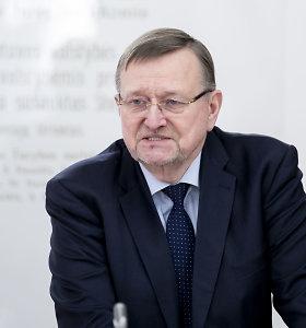 J.Bernatonis iš portfelio traukia seną siūlymą: balsuoti ne už partiją, o už asmenybę