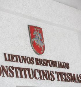 Konstituciniame Teisme – elektros gamybos plėtojimo iš atsinaujinančių šaltinių leidimų pratęsimo tvarka