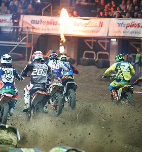 """""""Arenacross Baltic Cup"""" išaugo iki Baltijos šalyse geriausių sportininkų lygio"""