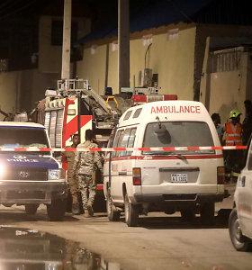 """Somalio viešbutyje per """"al Shabaab"""" ataką žuvo 11 žmonių"""
