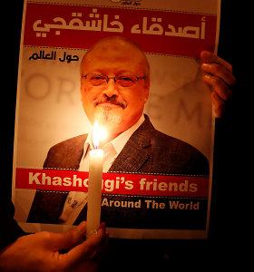 Turkija: Saudo Arabijos nuosprendis J.Khashoggi nužudymo byloje nepateisina lūkesčių