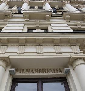 Nacionalinė filharmonija atnaujina instrumentus