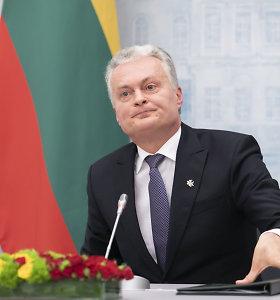 Prezidentas siūlo, kaip neįsileisti Astravo jėgainės elektros