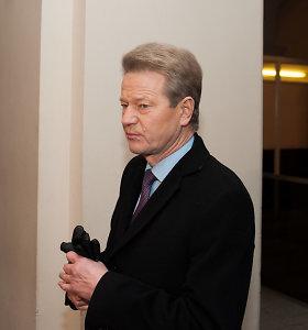 """R.Paksas Maskvoje susitiko su Rusijos parlamento vadovais: """"Šią psichozę reikia stabdyti"""""""