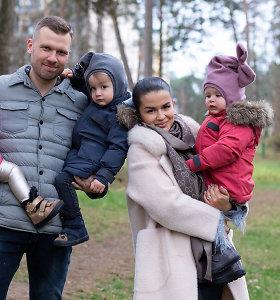 Trynukų mama Simona Lipnė: apie artėjančias Kalėdas ir pabėgimus su vyru