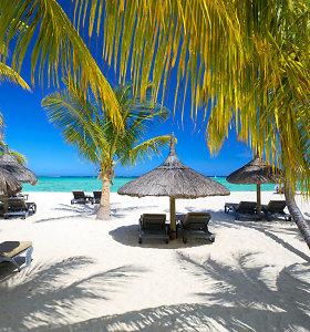 """Maldyvai turistams atsivers liepos viduryje, jiems teks užpildyti """"sveikatos deklaraciją"""""""