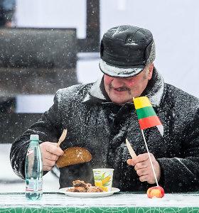 Per Kaziuko ir kitas muges Vilniuje gali nebelikti vienkartinių plastiko indų šašlykams ar kavai