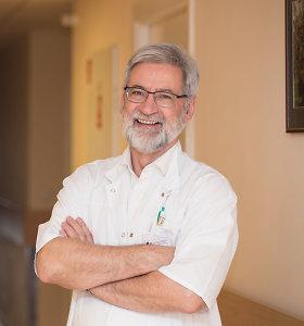 Chirurgas V.Lipnickas į Sierą Leonę skrido mokyti, bet netikėtai tapo milijonieriumi