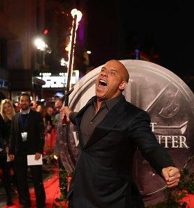 """Viną Dieselį išgarsinęs vaidmuo """"Greitų ir įsiutusių"""" franšizėje iš pradžių buvo suplanuotas kitam aktoriui"""