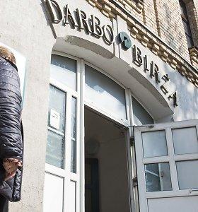 Viceministrė: svarstoma pertvarkyti Darbo biržą