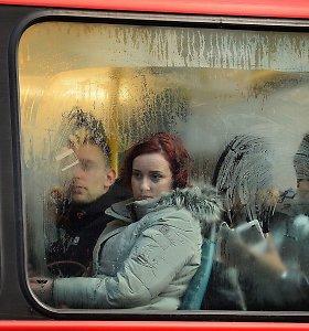 Panevėžyje svarstoma lapkričio 1-ąją autobusais leisti važiuoti nemokamai