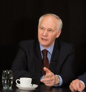 Prezidentė susitiks su kandidatu į švietimo ministrus A.Monkevičiumi