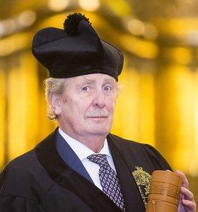 Lietuvos draugas Islandijoje J.B.Hannibalssonas: Baltijos šalių pozicija dėl Katalonijos yra keista