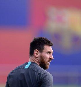 """Šventė """"Barcelona"""" stovykloje: superžvaigždė pasiruošusi sugrįžimui"""