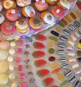 Vagių laimikis: iš spaudos kiosko išnešė saldainius, gumą ir vandenį
