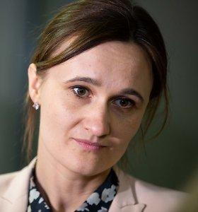 V.Čmilytė-Nielsen: kaltinimai opozicijai dėl neprisiimtos atsakomybės – iš piršto laužti