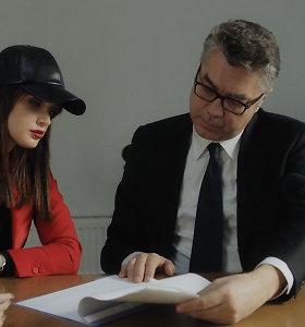 Įvykusių Skaisgirių skyrybų kulminacija – naujame kino filme?