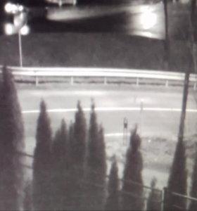 """Meistriškai """"saulutes"""" prie Seniavos kapinių piešęs vairuotojas policiją tikino neskiriantis pedalų"""