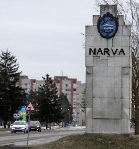 Estijos miestas, kur dominuoja rusakalbiai: pavyks integruoti, ar gresia Krymo scenarijus?