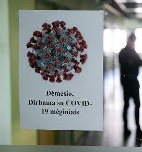 COVID-19 pandemiją neigia pasitelkę iškreiptą testų matematiką