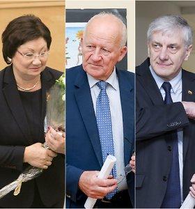 """""""Tvarkiečių"""" frakcija griuvo antrą kartą: Seime lipdomas naujas darinys"""