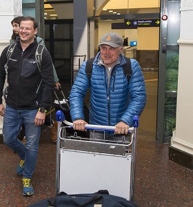 """Iš Dakaro sugrįžo """"Petrus Racing Team"""" ekipažas"""