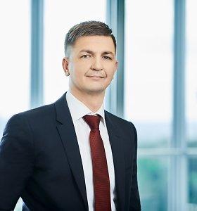 "V.Cucėnas paliko ""Vilniaus prekybą"""