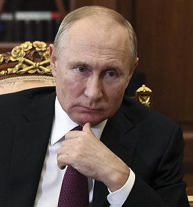 Vladimiras Putinas šeštadienį dalyvaus G-20 viršūnių susitikime