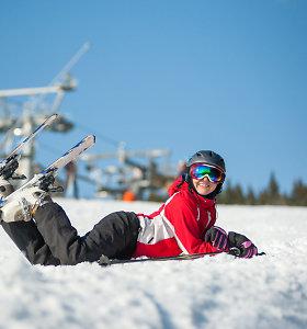 Žiemos atostogos kalnuose: kiek joms išleisti pasiryžę lietuviai?