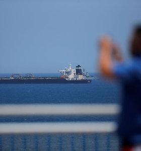 Ali Khamenei: Iranas atkeršys už tanklaivio areštą prie Gibraltaro