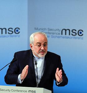 Iranas kaltina europiečius paaukojus branduolinį susitarimą dėl prekybos interesų
